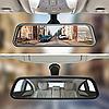 Автомобильный видеорегистратор зеркало дисплей DVR L9100, Авто двухкамерный регистратор в машину Full HD 1080p, фото 4