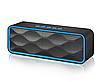 Портативная колонка SC211 Bluetooth, Беспроводная, переносная USB акустика с микрофоном, Mp3, FM радио, фото 2