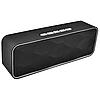 Портативная колонка SC211 Bluetooth, Беспроводная, переносная USB акустика с микрофоном, Mp3, FM радио, фото 5
