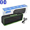 Портативная колонка SC211 Bluetooth, Беспроводная, переносная USB акустика с микрофоном, Mp3, FM радио, фото 6