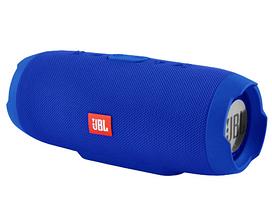 Бездротова Bluetooth колонка JBL Charge 3 Переносна портативна USB bluetooth акустика з мікрофоном Mp3, фото 3