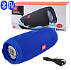 Бездротова Bluetooth колонка JBL Charge 3 Переносна портативна USB bluetooth акустика з мікрофоном Mp3, фото 6