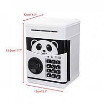 Электронная копилка сейф UTM Игрушечная с кодовым замком для денег Детская, фото 3