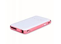 Портативный мини проектор M6S UTM с Wi-Fi и Bluetooth Мобильный Led видеопроектор android с аккумулятором