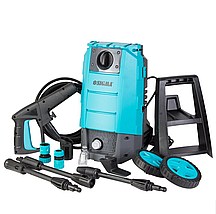 Аппарат высокого давления Sigma 6.7л/мин Мойка портативная для авто Минимойка Универсальная 130 бар 1700 Вт, фото 2