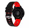 Фітнес браслет трекер Q8 Розумні спортивні круглі смарт годинник для здоров'я з тонометром крокоміром, фото 2