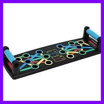 Дошка для віджимань Push Up Rack Board, фото 3