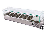 Вітрина Rauder SRV 1500/330 для начинки