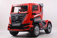 Електромобіль T-7315 EVA RED вантажний на Bluetooth 2.4G Р/У 12V7AH мотор 2*45W з MP3 128*70*75.5 /1/