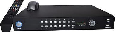 Відеореєстратор 8-канальний LUX LS - 9808H Стаціонарне пристрій DVR відеоспостереження для камер Відео охорона