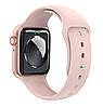 Фитнес браслет трекер Smart Watch NK03 Умные спортивные смарт часы с микрофоном для здоровья Влагозащита IP67, фото 5