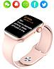Фитнес браслет трекер Smart Watch NK03 Умные спортивные смарт часы с микрофоном для здоровья Влагозащита IP67, фото 6