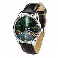 Часы Ziz Начало приключений с дополнительным ремешком, ремешок насыщенно-черный SKL22-228880