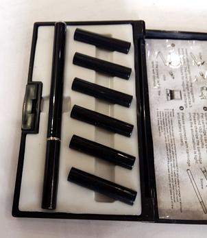 Электронная Сигарета XT-2750 черная, фото 2
