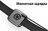 Фітнес браслет трекер Smart Band T99S Розумні спортивні смарт годинник з мікрофоном для здоров'я вологозахист, фото 3