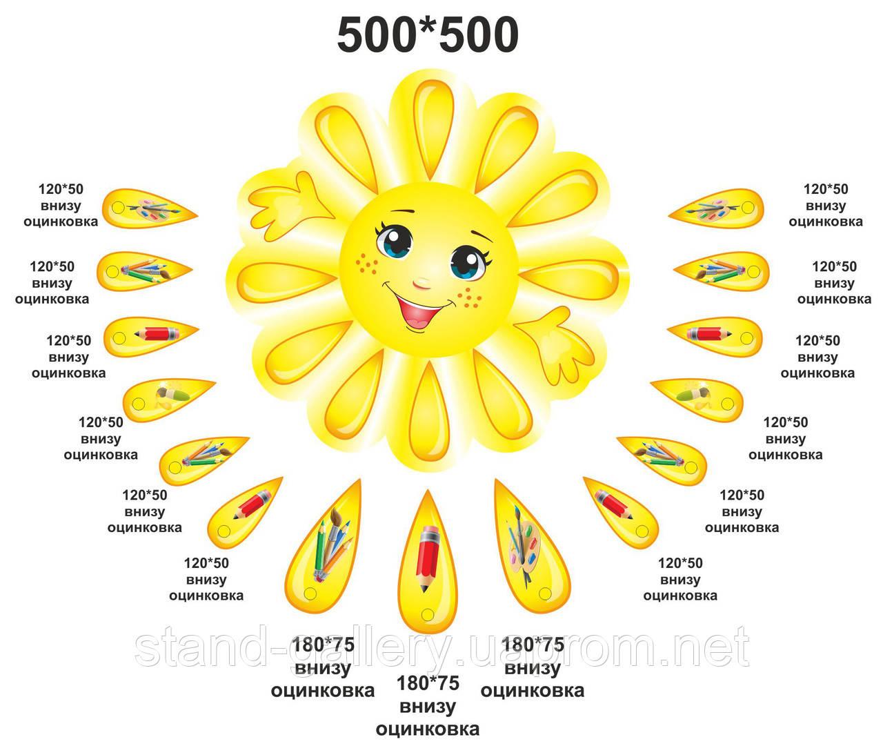 солнышко рисунки картинки