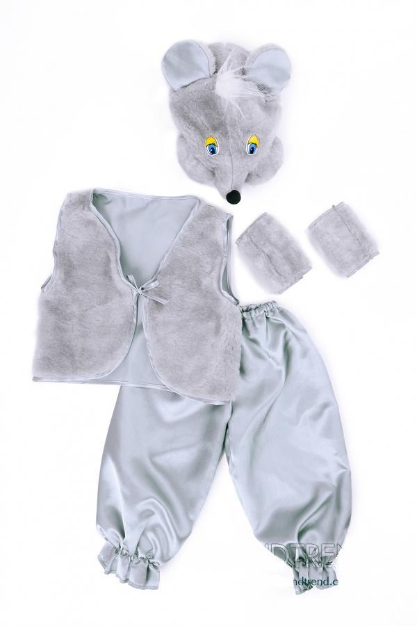 Новогодний детский костюм мышка