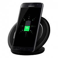 Швидка бездротова зарядка для телефон FAST CHARGE WIRELESS S7. Колір: чорний