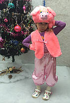 Детский новогодний костюм хрюша, фото 2