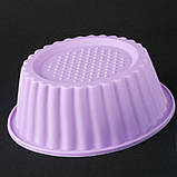Форма для кекса, силикон, фото 5