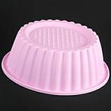 Форма для кекса, силикон, фото 2