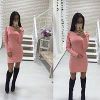 Платье с вырезами на плечах, фото 1