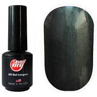 Гель-лак My Nail System №172 - темно-серый перламутр, 9мл