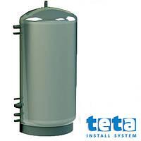 Теплоаккумулятор отопления  2500 л вертикальная без изоляции