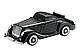 Портативная колонка SPS 313 RETRO CAR с MP3, фото 3