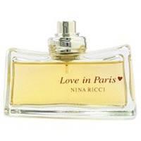 NINA RICCI LOVE IN PARIS EDP TESTER 50 ml