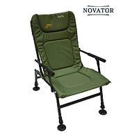 Крісло карповое Novator SF-1