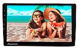 Автомагнітола Pioneer PI1008, екран 10.1', 1DIN GPS, Android10, 2/16GB,2USB,WIFI,FM,BT КОРЕЯ+ПУЛЬТ на КЕРМО, фото 8