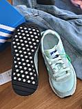 Жіночі кросівки Adidas Marathon Tech (turquoise), фото 8