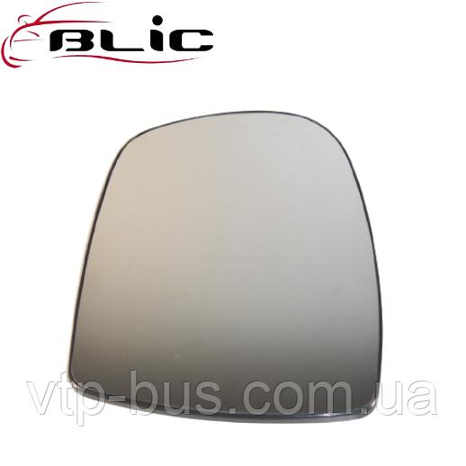 Скло дзеркала (вкладиш), праве механіка на Renault Trafic (2001-2014) BLIC (Польща) 6102-02-1292759P