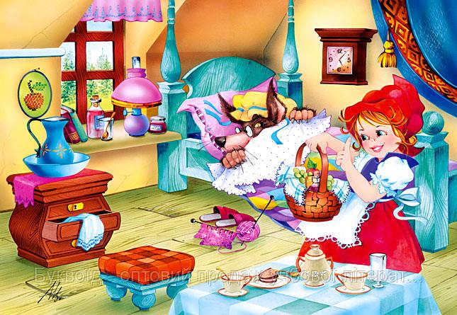 Пазлы Castorland 06038 Красная шапочка