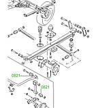 08-21 Направляюча втулка стабілізатора Volkswagen LT; 291411045, фото 3