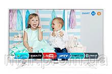 Телевизор Romsat 40FSK1810T2 White (LED Android SMART TV 40`FHD с тюнером DVB-T2 / C, слотом CI +, белым
