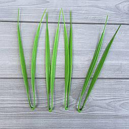 Трава осока світло-зелена висока 21 см ( 600 шт. в уп.)