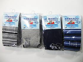 Бавовняні колготи для хлопчиків ARMANDO, розміри 1/3(2шт).10/12 років(12шт), арт. ACP 810