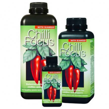 Chilli Focus удобрение для чили 500 мл, фото 2