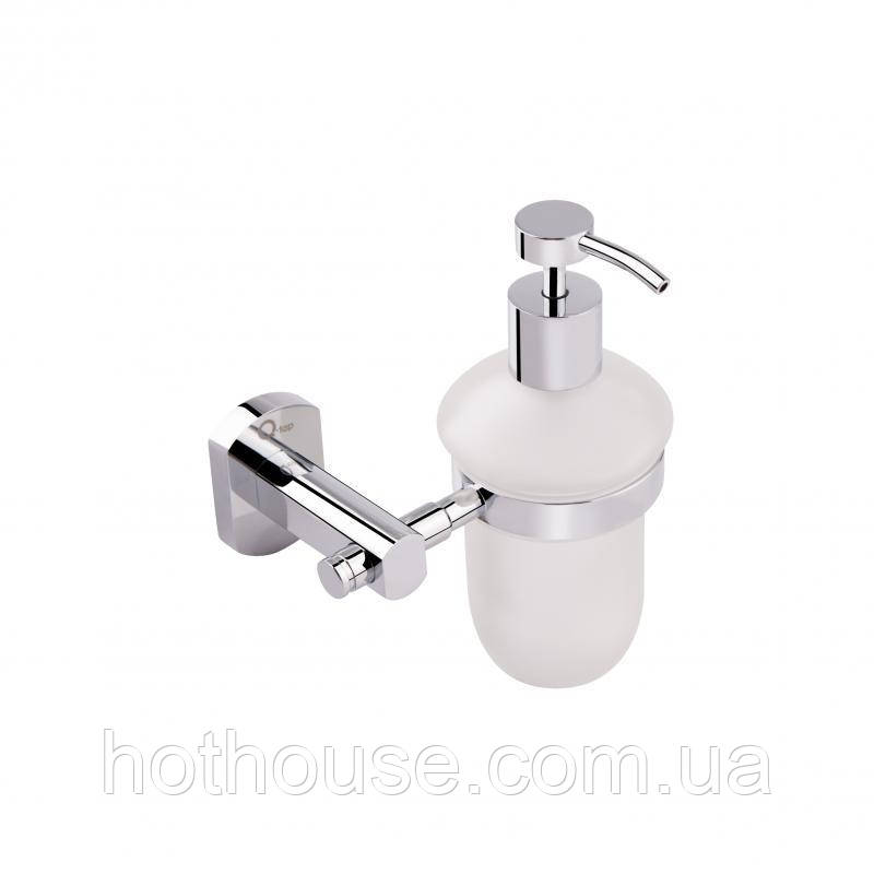 Дозатор для жидкого мыла Qtap Liberty CRM 1152
