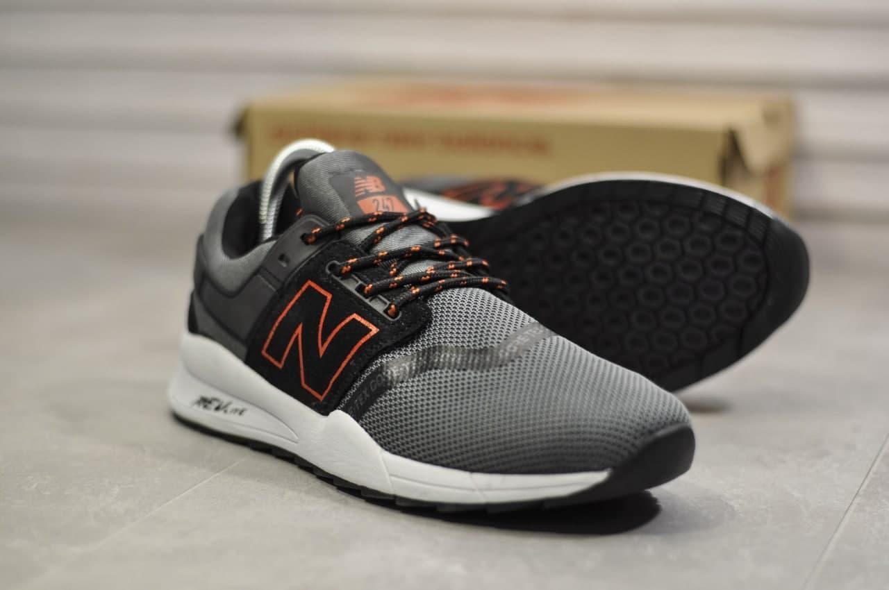 Кросівки New Balance 247 Gray