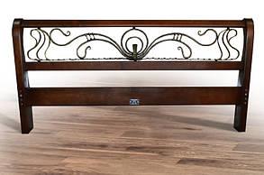 Кровать Ретро с ковкой (Микс-Мебель ТМ), фото 2