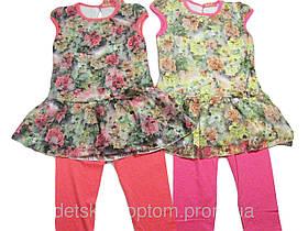 Комплект для дівчаток, розміри 116,122,128, арт. СН-2453