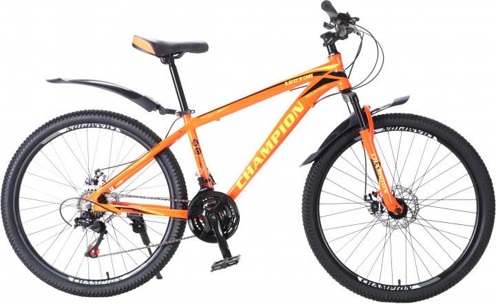 """Хіт ціна! Легкий алюмінієвий велосипед 26"""" Champion Lector"""