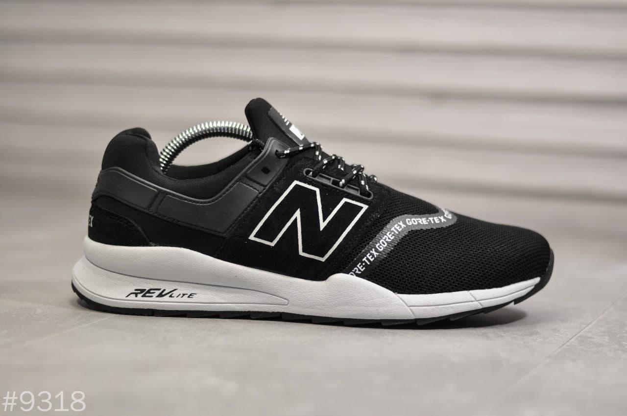 Кроссовки New Balance 247 Black White 9318