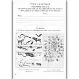 Біологія 11 клас Зошит для лабораторних і практичних робіт Стандарт Авт: Сало Т. Вид: Весна, фото 3