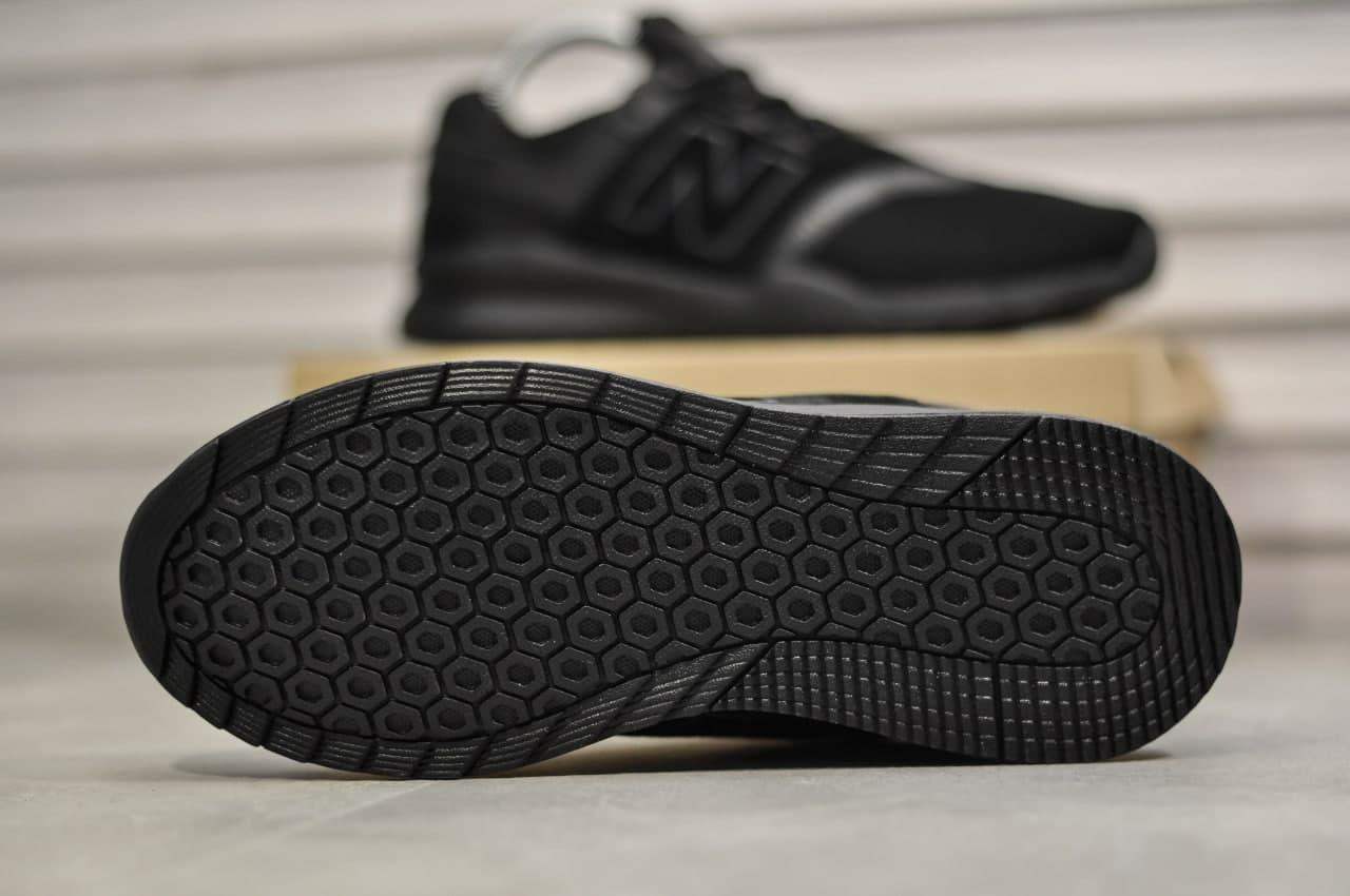 Кросівки NNew Balance 247 Triple Black 9319