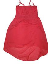 Платье-сарафан для девочек оптом, размеры 140,158,164, арт. 7327