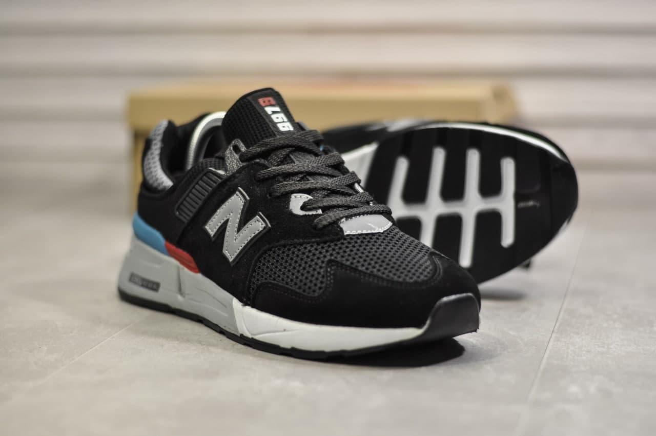 Кроссовки New Balance 997S Black 9322 41/43/46